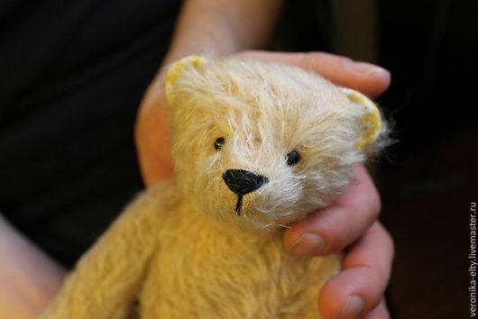 Мишки Тедди ручной работы. Ярмарка Мастеров - ручная работа. Купить Буся. Handmade. Бежевый, мишка ручной работы