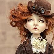 """Куклы и игрушки handmade. Livemaster - original item Author`s doll """"adventure time"""". Handmade."""