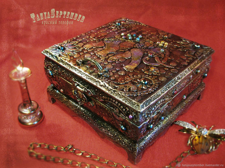 Jewelry box the NIGHT RAJA, Box, Moscow,  Фото №1