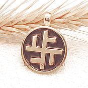 Фен-шуй и эзотерика handmade. Livemaster - original item Solard,Slavic charms charms enamel. Handmade.