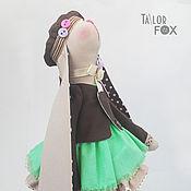 Куклы и игрушки ручной работы. Ярмарка Мастеров - ручная работа Заяц тильда Азалия Высота 30 см. Handmade.