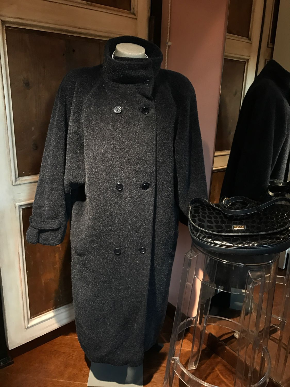 Шерстяное женское пальто большого размера комбинезоны женские вечерние фото