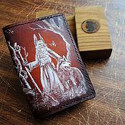 Сувениры и подарки handmade. Livemaster - original item passport cover veles