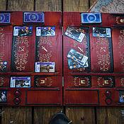 Карточные игры ручной работы. Ярмарка Мастеров - ручная работа Настольная игра Гвинт. Handmade.