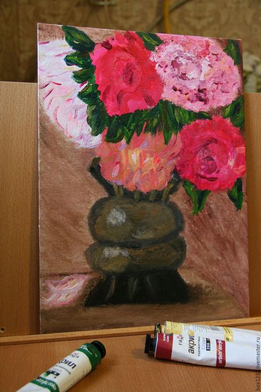 Букет цвет