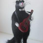 Куклы и игрушки ручной работы. Ярмарка Мастеров - ручная работа Мартовский кот. Handmade.