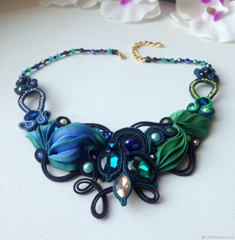 Original jewelry handmade: bracelets of ribbons 49