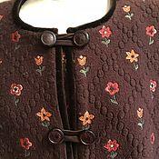 Одежда ручной работы. Ярмарка Мастеров - ручная работа Пальто в стиле Прованс. Handmade.