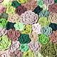 Текстиль, ковры ручной работы. Ярмарка Мастеров - ручная работа. Купить Весеннее пробуждение   ковер ручной работы. Handmade. Ковер