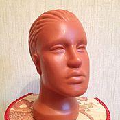 Материалы для творчества ручной работы. Ярмарка Мастеров - ручная работа Голова манекена женская. Handmade.