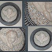 Для дома и интерьера ручной работы. Ярмарка Мастеров - ручная работа Подвеска Ангел-хранитель 2. Handmade.