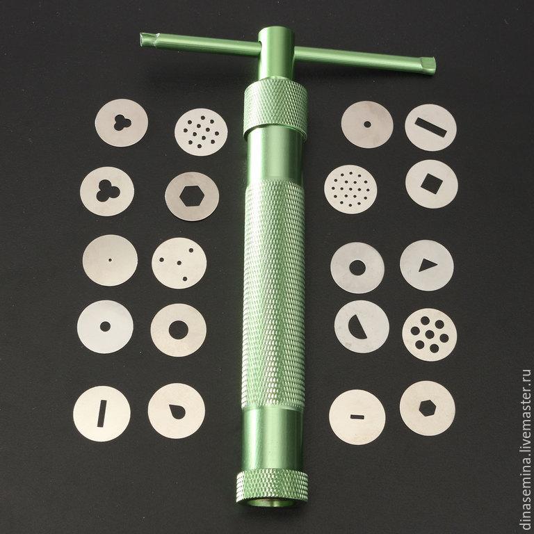 Экструдер для пластики мастер класс поделка #7