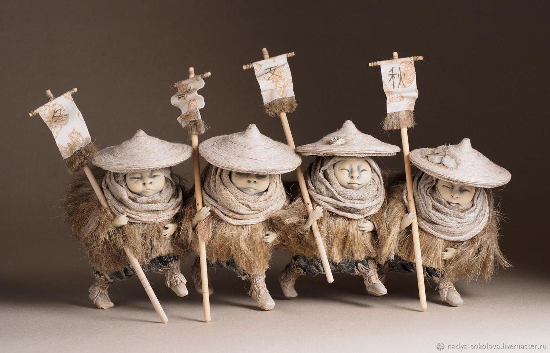 Времена года, Куклы и пупсы, Великий Новгород,  Фото №1