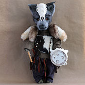 Куклы и игрушки ручной работы. Ярмарка Мастеров - ручная работа шаман,призывающий удачу.... Handmade.