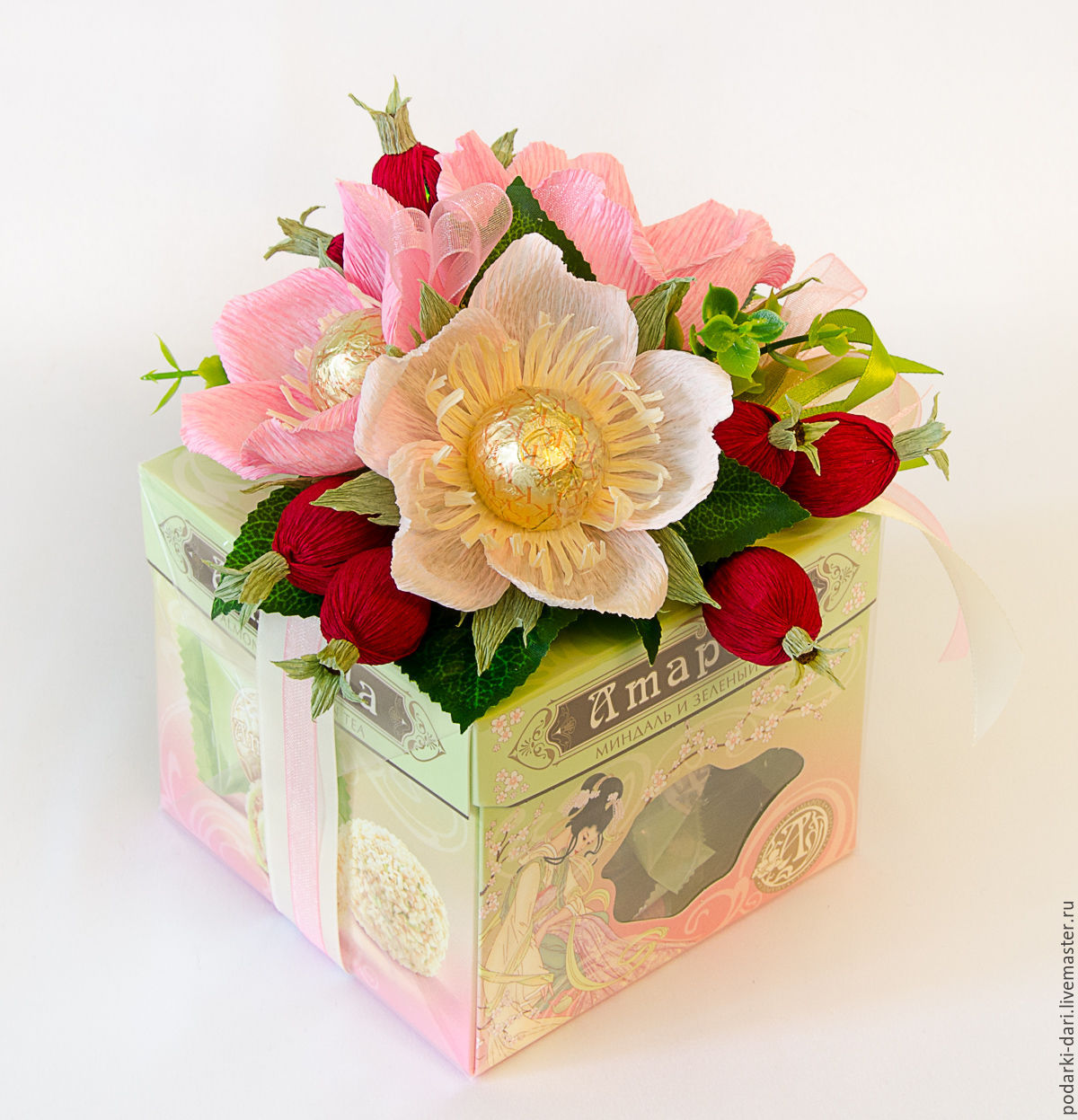 Подарок Коробку Сюрпризом Купить Подарок Коробку 43