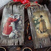 Подарки к праздникам handmade. Livemaster - original item Suspension interior