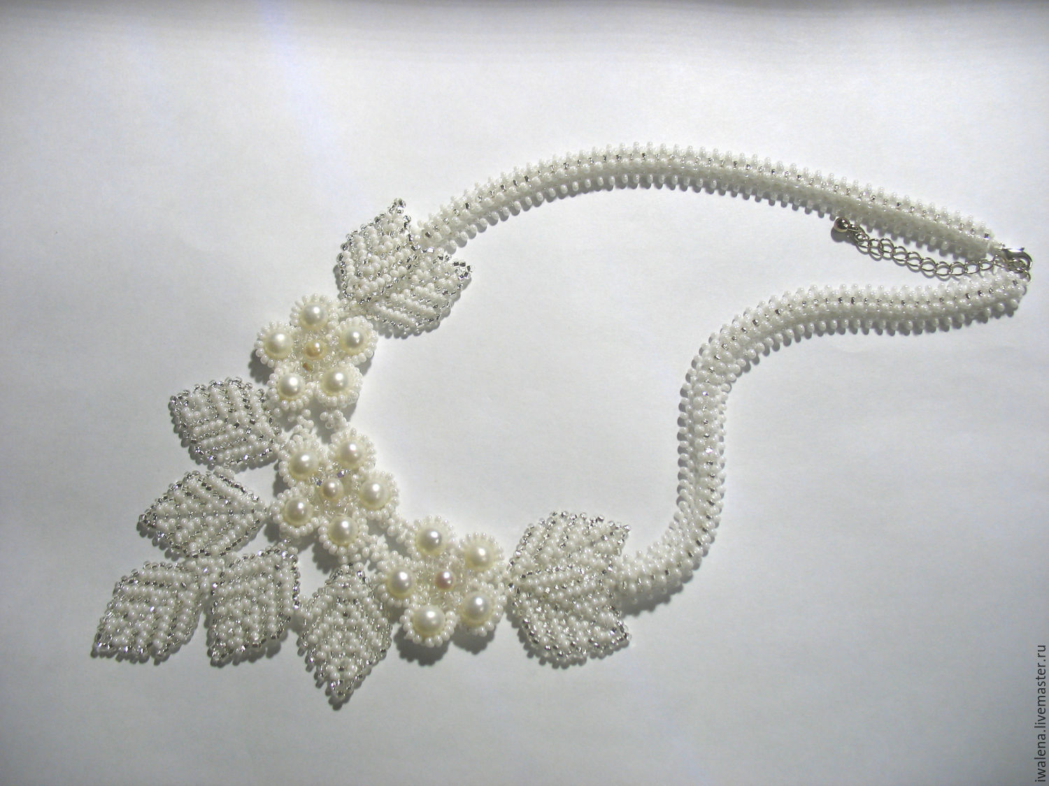 Jewelry Sets handmade. Livemaster - handmade. Buy necklace (earrings) 'bouquet'.Handmade, gift girl, decoration on the neck