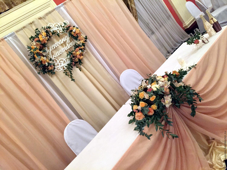 Вакансия свадебный декоратор