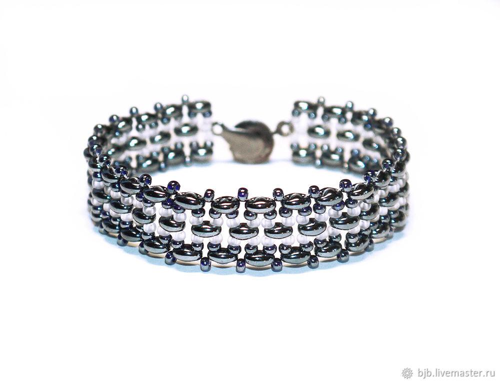 Beaded Bracelet SDB1460273, Bead bracelet, Ahtubinsk,  Фото №1