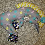 """Куклы и игрушки ручной работы. Ярмарка Мастеров - ручная работа Единорог""""Волшебные сны"""". Подушка сплюшка.. Handmade."""