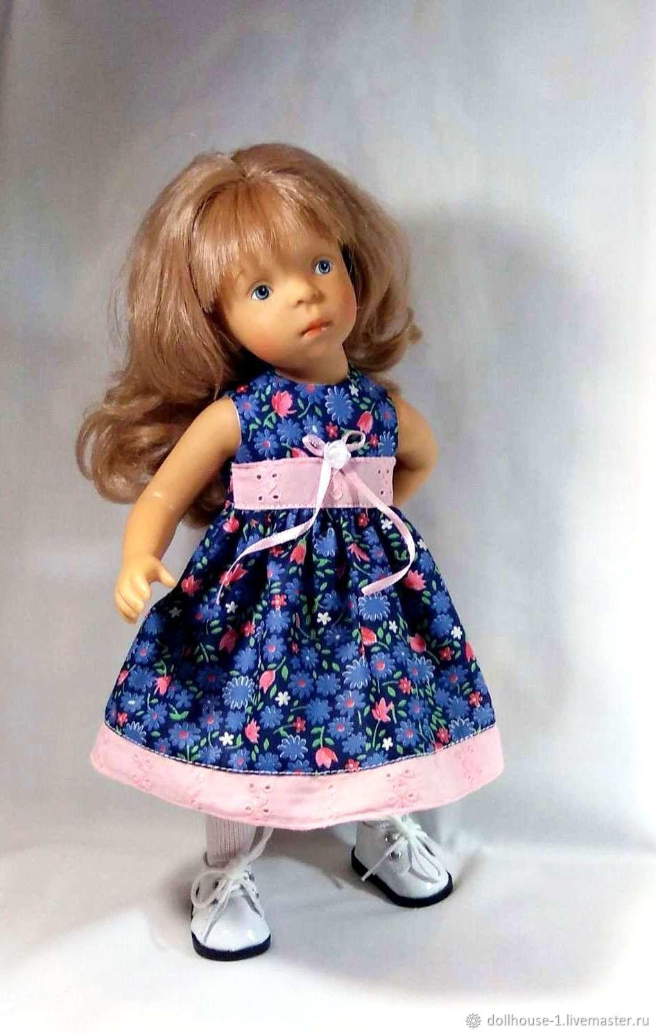 Платье для кукол Паола Рейна, Минуш, Одежда для кукол, Москва,  Фото №1