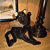 Для дома и интерьера ручной работы. Ярмарка Мастеров - ручная работа Черная пантера. Handmade.