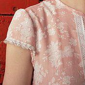 """Одежда ручной работы. Ярмарка Мастеров - ручная работа Блуза """"Миндаль"""". Handmade."""