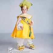 Работы для детей, handmade. Livemaster - original item Prince Lemon (carnival costume). Handmade.