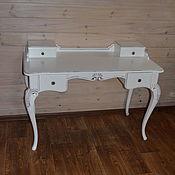 Для дома и интерьера ручной работы. Ярмарка Мастеров - ручная работа Стол с патиной. Handmade.
