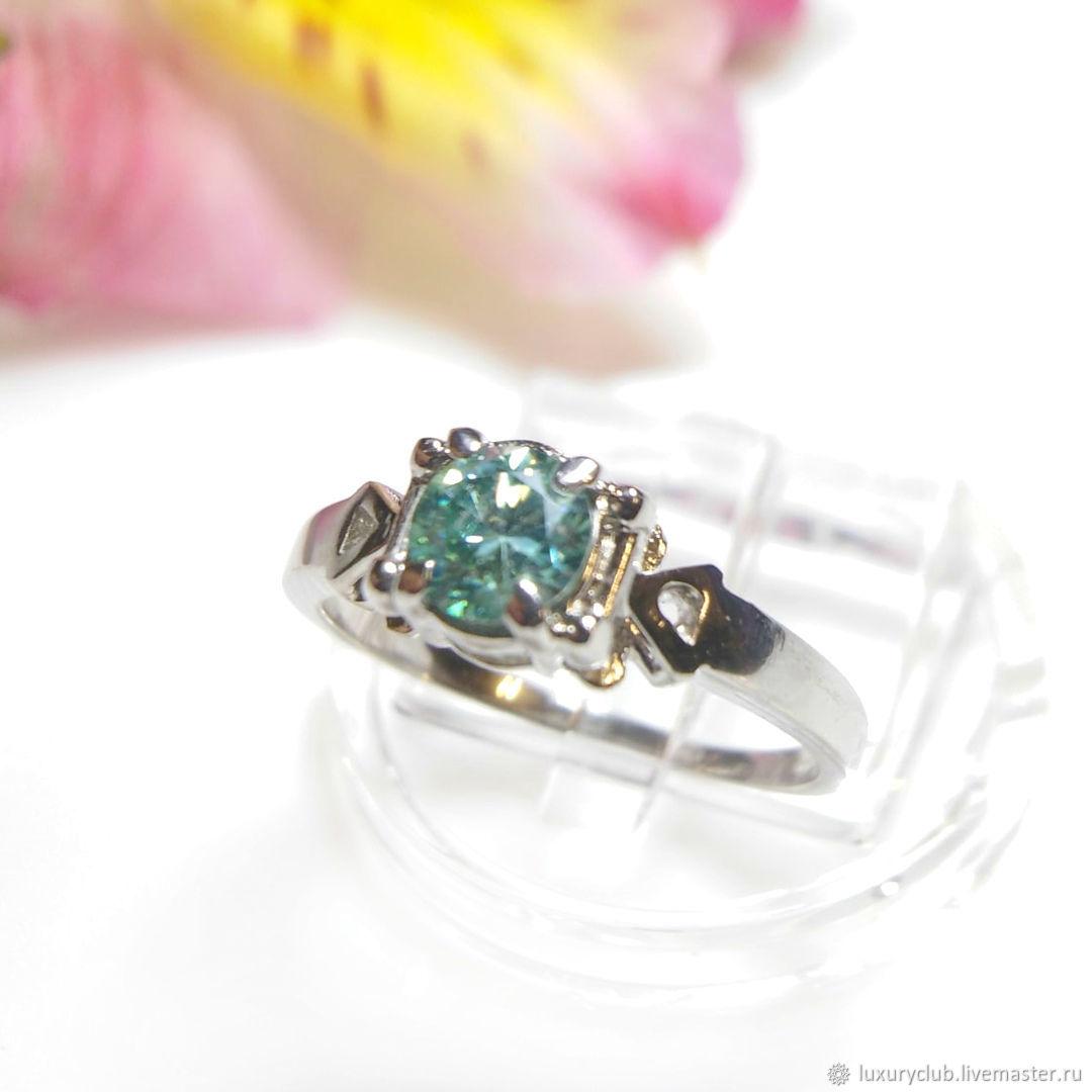 17P diamond ring 'Freshness' 1 ct buy, Rings, Tolyatti,  Фото №1