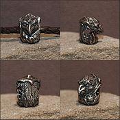 Материалы для творчества handmade. Livemaster - original item Tengu charm. Handmade.