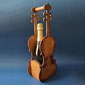 Для дома и интерьера handmade. Livemaster - original item Butylamine violin vintage edition. Handmade.