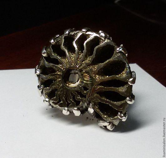 """Кольца ручной работы. Ярмарка Мастеров - ручная работа. Купить Кольцо """"Древность"""". Handmade. Серебряный, перстень подарок"""