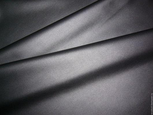 """Шитье ручной работы. Ярмарка Мастеров - ручная работа. Купить Кожа искусственная """"Черная"""". Handmade. Черный, искусственная кожа"""