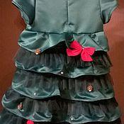 Платье «Елочка»