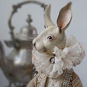 Dolls handmade. Livemaster - original item Rabbit Edward. Handmade.