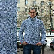 """Одежда ручной работы. Ярмарка Мастеров - ручная работа Копия работы: свитер """"Fishermen"""". Handmade."""