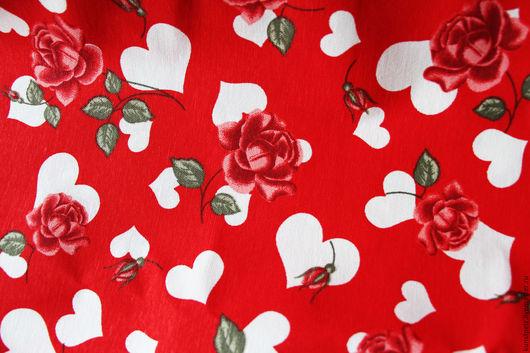Эта ткань поможет воплотить идеи к Дню Святого Валентина и не только...