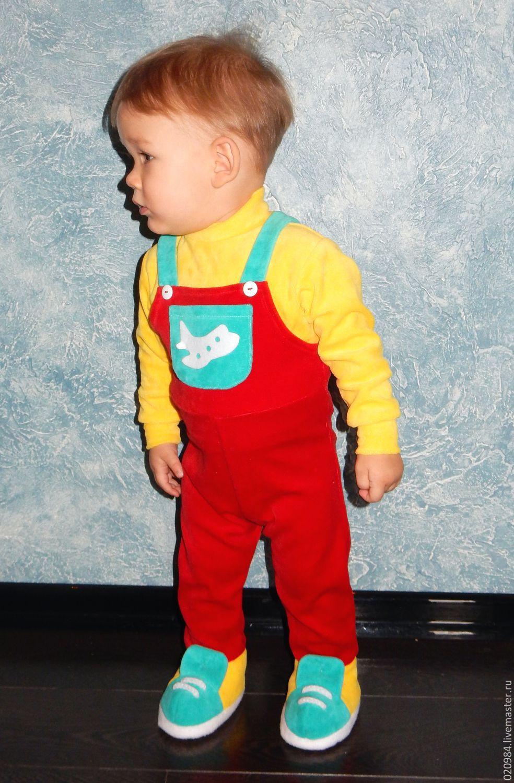 Малыш барбоскин своими руками