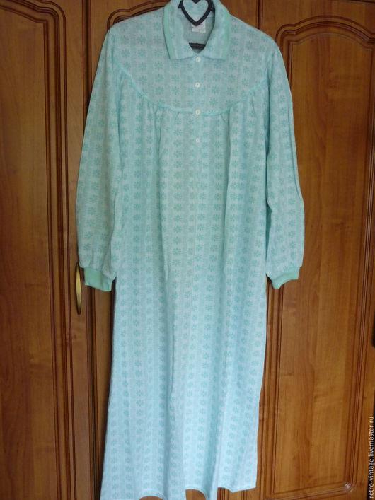 Одежда. Ярмарка Мастеров - ручная работа. Купить Ночная сорочка, Франция.. Handmade. Ночная сорочка, сорочка женская, сорочка трикотажная