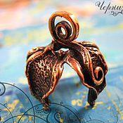 Материалы для творчества ручной работы. Ярмарка Мастеров - ручная работа Кулонник 0553. Handmade.