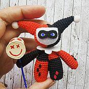 Куклы и игрушки ручной работы. Ярмарка Мастеров - ручная работа Классическая Харли Квинн. Handmade.