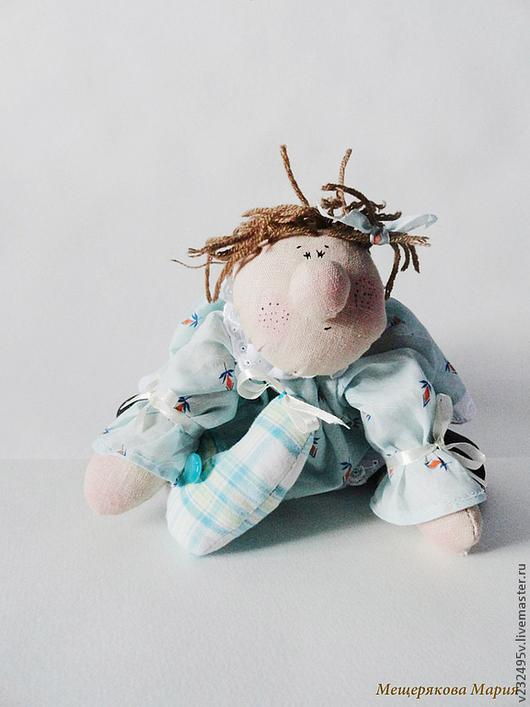 """Куклы Тильды ручной работы. Ярмарка Мастеров - ручная работа. Купить кукла""""Курносик"""". Handmade. Тильды, пупсики, ручная авторская работа"""