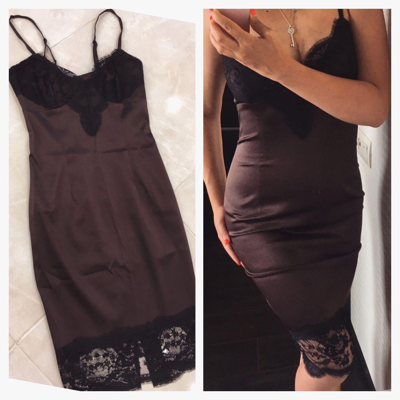 Как сшить платье комбинацию из шелка