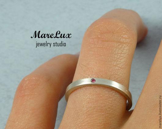 """Кольца ручной работы. Ярмарка Мастеров - ручная работа. Купить Кольцо """"Розовый турмалин"""" MareLux. Handmade. Бледно-розовый, кольцо"""