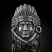 handmade. Livemaster - original item Ring: Pesten