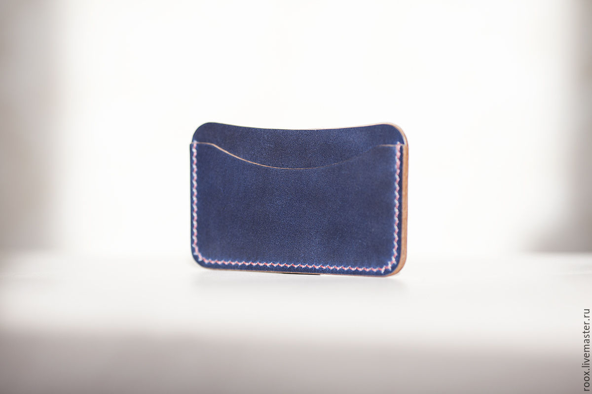 Copy of Cordovan card holder card case, Business card holders, Moscow,  Фото №1