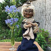 Винтаж handmade. Livemaster - original item Handmade doll