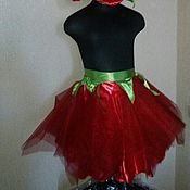 Работы для детей, handmade. Livemaster - original item Tutu skirt with smell. Handmade.