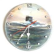 Для дома и интерьера ручной работы. Ярмарка Мастеров - ручная работа Часы  Подводная  лодка. Handmade.